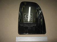 Вкладыш (стекло) зеркала правого Citroen Jumper (Ситроен Джампер) 08.06- (пр-во TEMPEST)