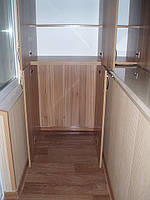 Шкаф на балкон 5-ти дверный