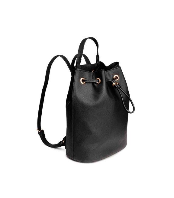 Женский рюкзак-торба от H&M