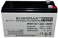 Аккумулятор Bossman 12v 7 Ah MS