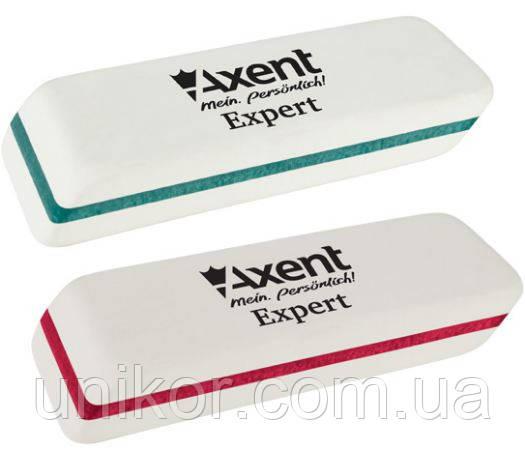 """Резинка прямоугольная """"Expert"""", ассорти. AXENT"""