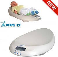 Весы электронные для новорожденных Momert 6400 (±5g/20kg), Венгрия