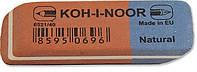 """Резинка комбинированная красно-синяя """"BlueStar"""", 6521/40. Koh-i-Noor"""