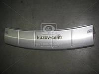 Накладка бампера переднего Mitsubishi Outlander (Мицубиси Аутлендер) -07 (пр-во TEMPEST)
