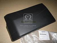 Накладка бампера правая Mitsubishi Pajero (Мицубиси Паджеро) 07- (пр-во TEMPEST)