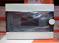 Щит распределительный ElecroHouse EH 12 модулей встроенный