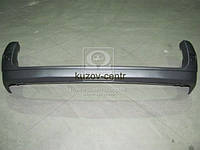 Бампер задний Renault Kangoo (Рено Кангу) 03-09 (пр-во TEMPEST)