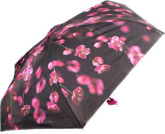 Зонт Zest 25515-8063, облегченный, компактный, механика, 5 сложений
