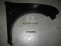 Крыло переднее правое Skoda Fabia (Шкода Фабия) 99-07 (пр-во TEMPEST)