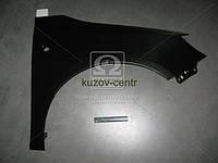 Крыло переднее правое Skoda Fabia (Шкода Фабия) 07- (пр-во TEMPEST)