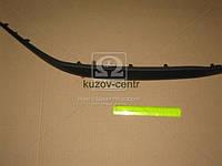 Молдинг бампера переднего правый Skoda Octavia (Шкода Октавия) 05-09 (пр-во TEMPEST)