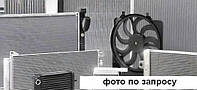 Радиатор Fiat 500
