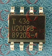 Контроллер двигателя 1Ф Temic U2008B SOP8