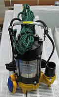 Фекальный насос WQ12-8,5-0.45