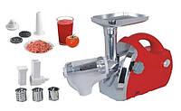 Мясорубка электрическая LivStar LSU-1313 с насадкой для томатов и терками