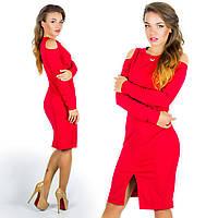 Красное платье 15577