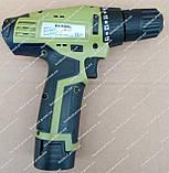 Шуруповерт аккумуляторный ELTOS ДА-12, фото 6
