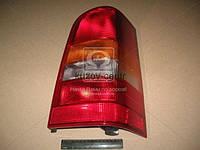 Фонарь задний правый на Mercedes-Benz Vito (Мерседес-Бенц Вито) -02 (пр-во TYC)