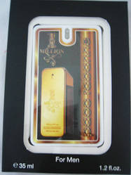 Paco Rabanne 1 Million Man edt 35ml / iPhone