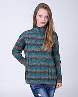 Стильный женский свитер свободного кроя