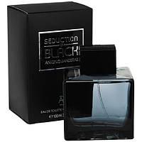 Парфюмированная вода Antonio Banderas Seduction In Black