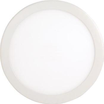 Светодиодная панель Horoz  HL979L 24W 3000K круг. белая  Код.57215