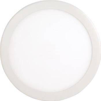 Светодиодная панель Horoz  HL979L 24W 3000K круг. белая  Код.57215, фото 2