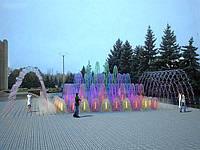 Наземный (пешеходный) фонтан