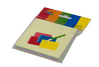 Блок клейкий 3104 цветной 76x76 мм