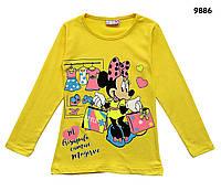 Кофта Minnie Mouse для девочки. 86-92 см, фото 1