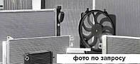 Радиатор Toyota Yaris 11.05- 1.4 дизель МКПП c AC/без AC