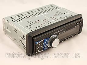 Автомагнитола Pioneer 1090 Съемная панель MP3+USB+AUX+FM, фото 3