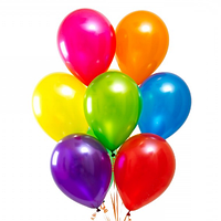 Гелиевый шар без рисунка
