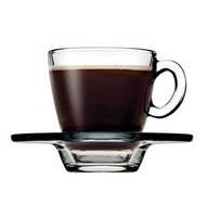 95756* Набор чашек д/кофе с блюдцем, 72 мл (6шт) Аква