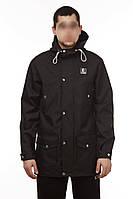 Весення куртка,Парка «Ястребь» Тарас Весна – Black (Черный), фото 1