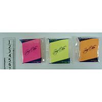 Блок клейкий цветной 2003B05 38x50 мм (флуоресцентный, 5 цв.)