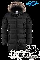 Куртка удлиненная зимняя Dress Code - 3741B графит