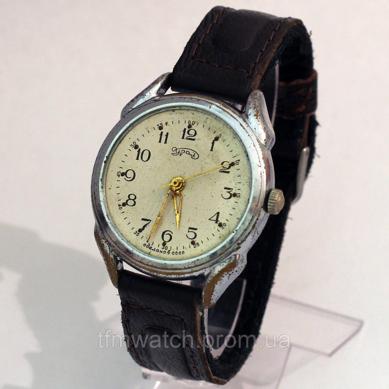 Винтажные часы Урал