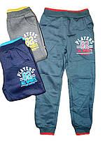 Спортивные утеплённые штаны для мальчиков, EVIL, размеры 4-12 лет, арт. KE-121