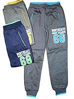 Спортивные утеплённые штаны для мальчиков, EVIL, размеры 14 лет, арт. KE-128