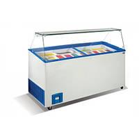 Витрина для мороженого VENUS VITRINE 56 Crystal (холодильная, напольная)