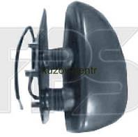 Зеркало левое, электро регулеровка с обогревом Fiat Ducato,Фиат Дукато -06