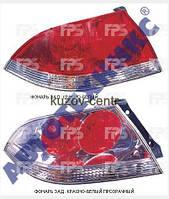 Фонарь задний левый на Mitsubishi Lancer (Мицубиси Лансер) 9 -07