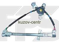 Стеклоподъемник электрически передней правой двери на Audi (Ауди) 100 - 94 года Без моторчика .