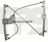Стеклоподъемник электрически передней левой двери на Citroen Berlingo(Ситроен Берлинго),Peugeot,пежо Partner (Пежо