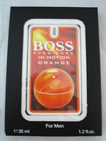 Hugo Boss - Boss In Motion Orange Summer edt 35ml / iPhone