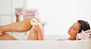 Антицеллюлитные ванные.