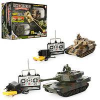 Игровой набор танковый бой YH4101C