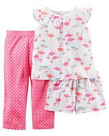 Пижама Фламинго carters