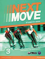Учебник по английскому языку Next Move 3 Students' Book